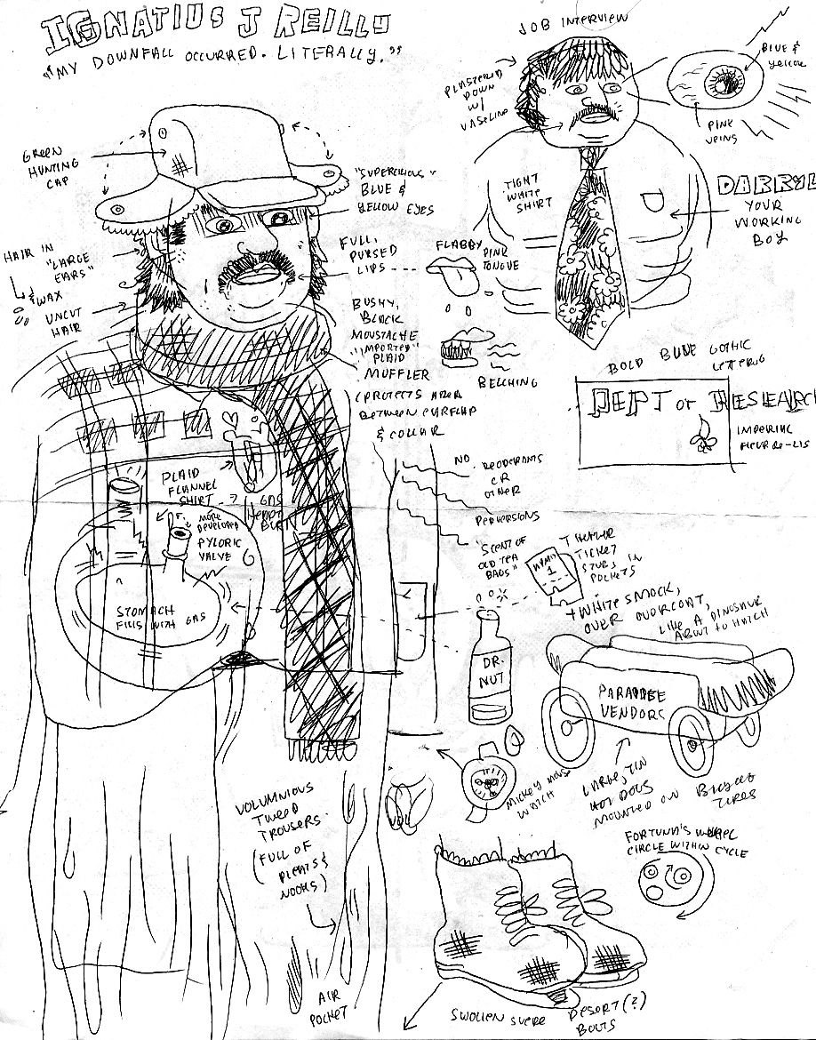 an analysis of the publication a confederacy of dunces Enthusiastically recommended that i read confederacy of dunces   prize  after his mother got his discovered manuscript published, she explained   sexual impulses are forever in overdrive) further clouds this analysis.